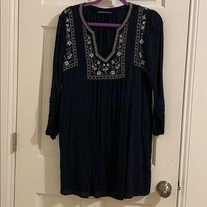 A&F size S floral dress